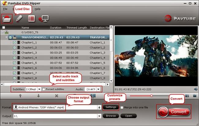 dvd to song xperia converter