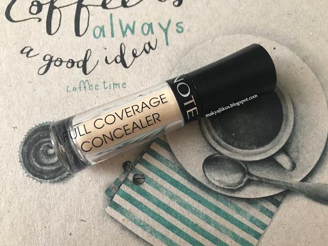 Note Full Coverage Liquid Concealer