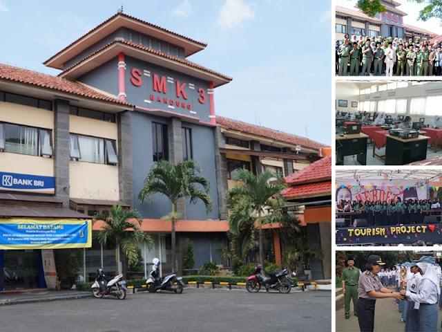 SMK Negeri 3 Bandung, Menyiapkan SDM Unggul dalam Bisnis Era Kekinian