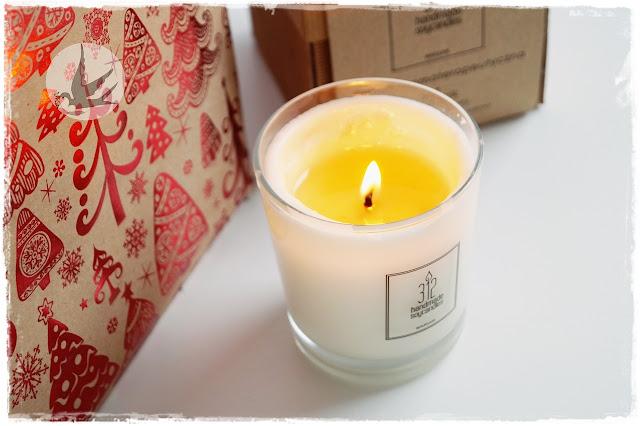 Opinia o świecy do masażu polska marka 312 zapach goździka
