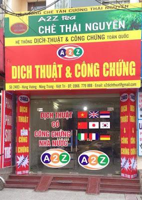 Dịch vụ dịch thuật công chứng tại Ninh Hóa - Phan Rang giỏi chóng vánh nhất