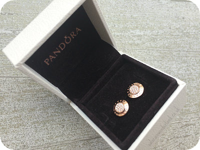 pandora rose gold jewellery