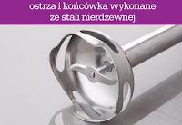 Blender ręczny Hoffen everyday z Biedronki