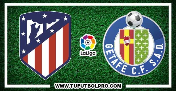 Ver Atlético Madrid vs Getafe EN VIVO Por Internet Hoy 6 de Enero de 2018