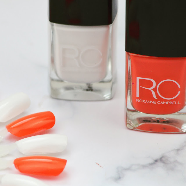 Roxanne Campbell Luxury One Coat Nail Lacquer Review