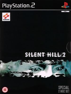 Silent Hill 2 2001 PS2 PAL Multi Spanish