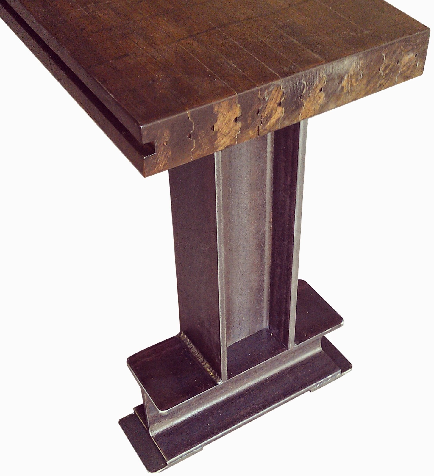 Urban Ironcraft : Metal Table Legs and Bases