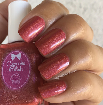 Cupcake Polish; The Olympics Collection  - One In A Brazil-ion