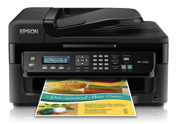 Epson WorkForce WF-2530 image