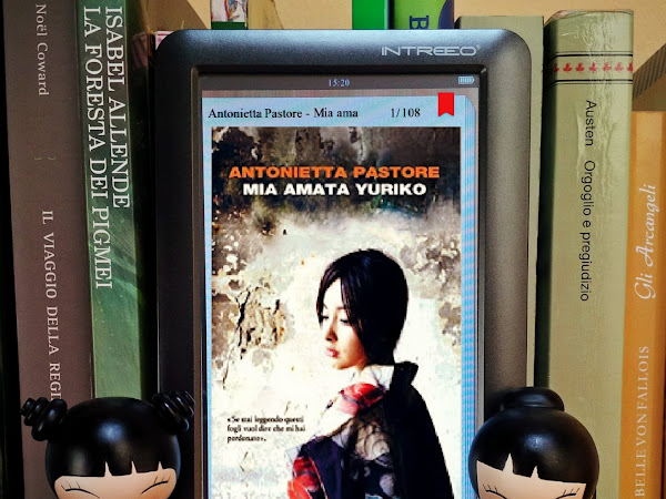 Novel Of The Week: My Beloved Yuriko by Antonietta Pastore