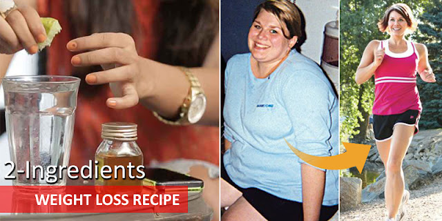 No Need To Go To The Doctor: Boil These 2-Ingredients, Drink The Beverage For 7 Days And Lose Up To Pounds!