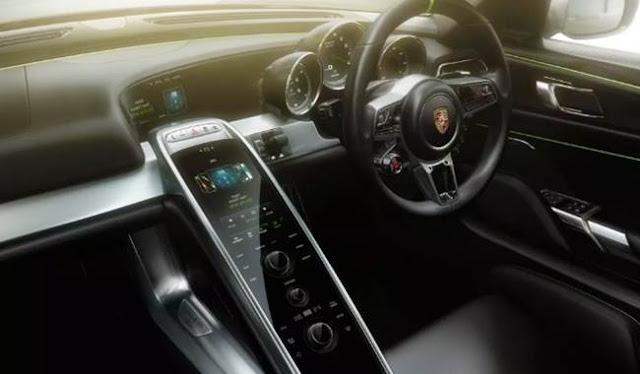 2018 Porsche Cayenne Redesign