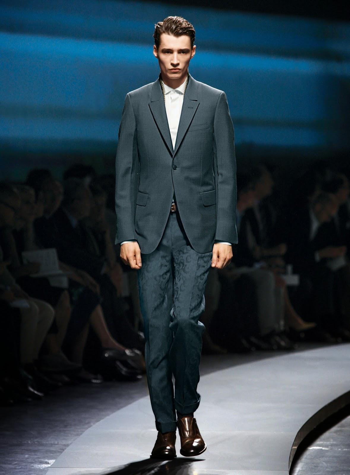 443156127e0a9 Menswear   'The Broken Suit' by Ermenegildo Zegna - Shopping, Style ...