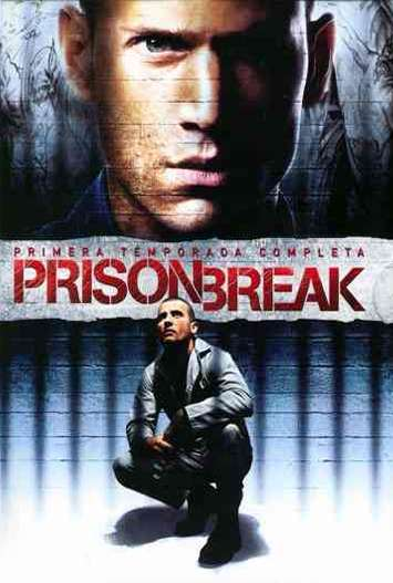 Prison Break Temporada 1 Completa HD 720p Latino Dual