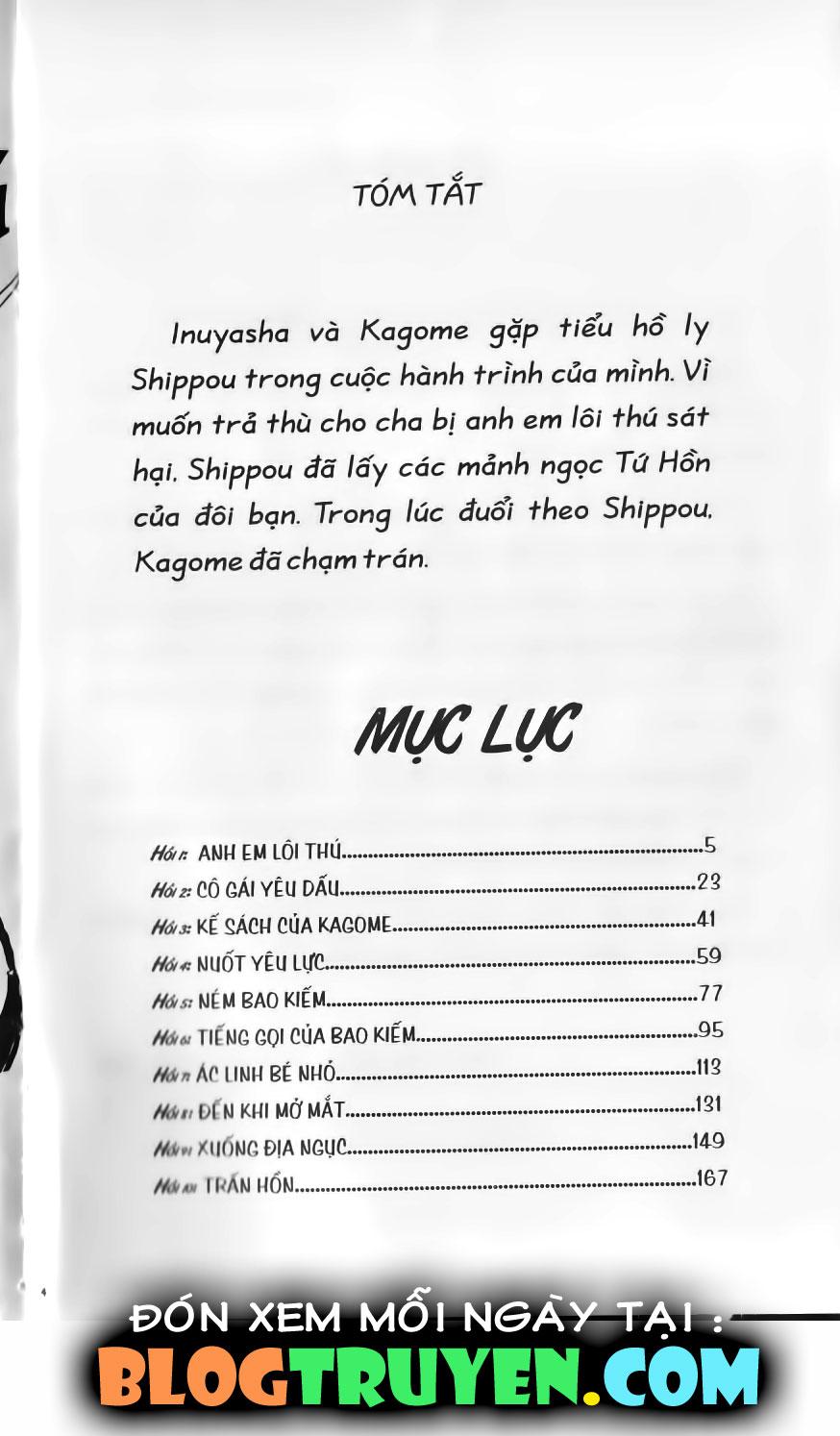 Inuyasha vol 04.1 trang 3