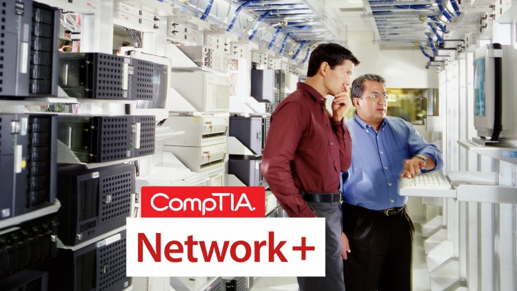 95% off IT Networking Fundamentals: CompTIA Network+ 2015