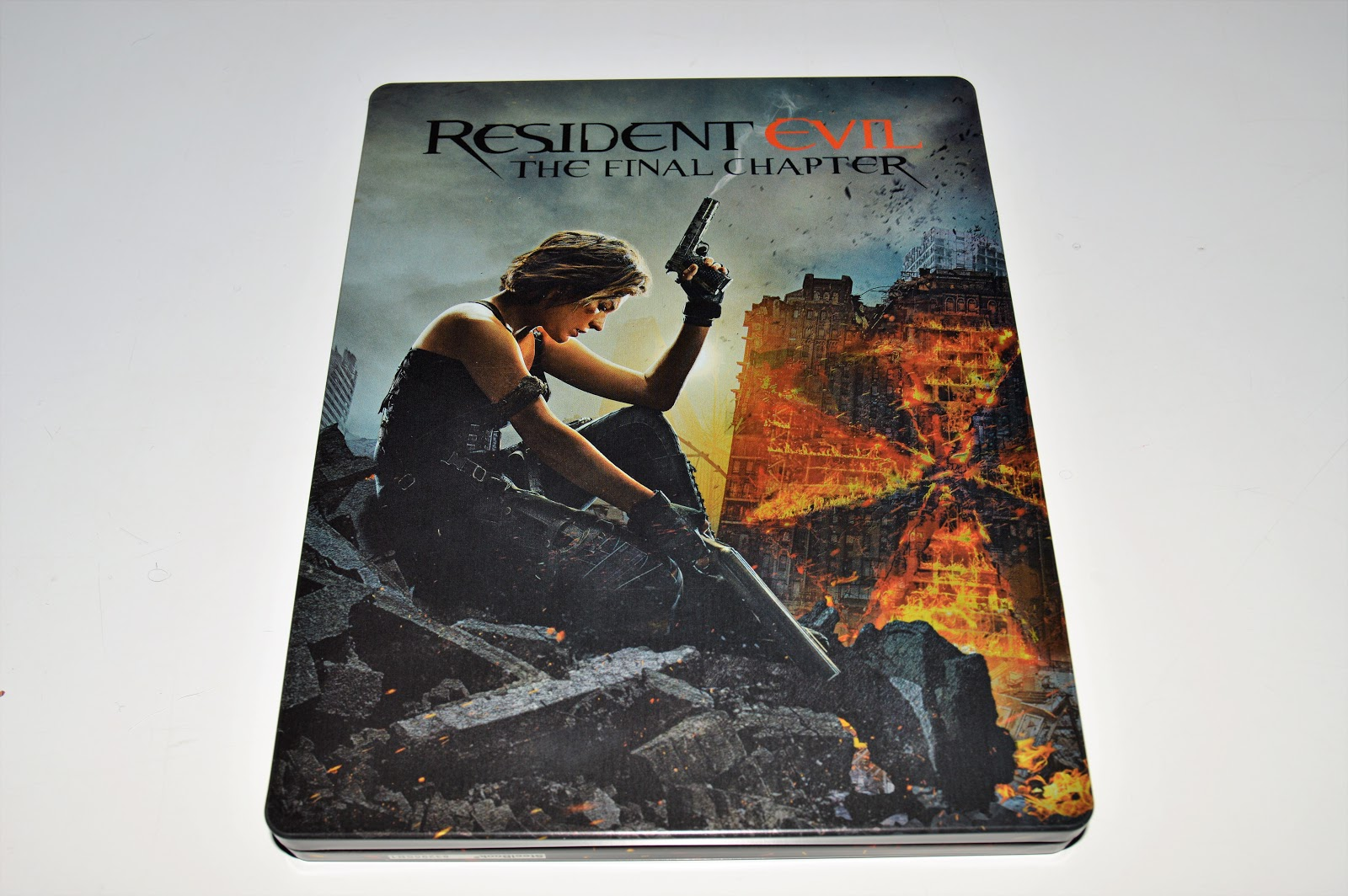 Resident Evil The Final Chapter: Epic Figures & Movies: Resident Evil : The Final Chapter