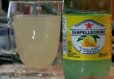 San Pellegrino Limonata - обзор минеральной воды с сиропом
