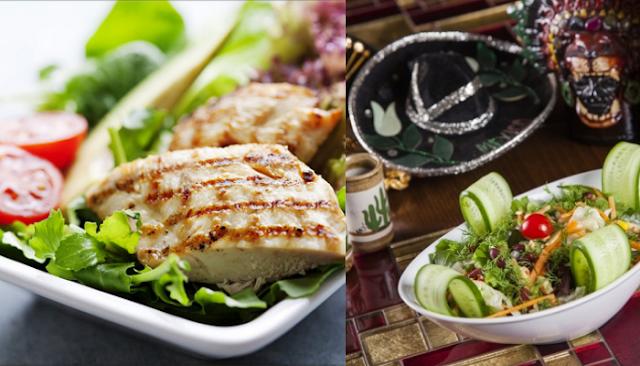 İstanbul'da en iyi salata mekanları
