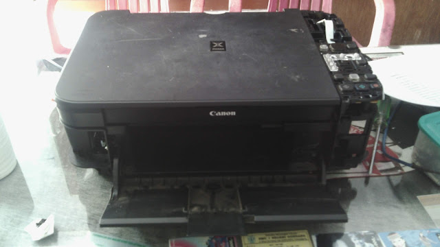 Aneka Kode Error Printer Canon MP