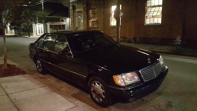 1996 Mercedes-Benz W140 S600 New Orleans