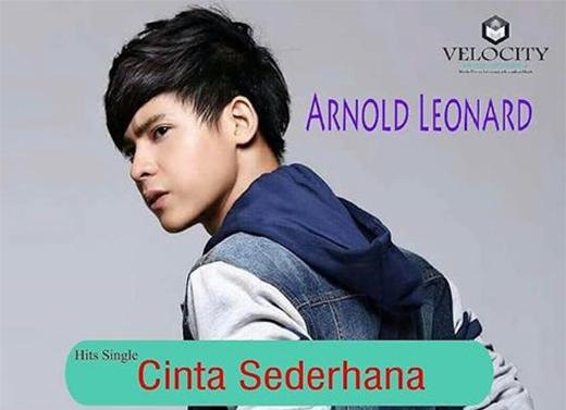 Arnold Leonard - Cinta Sederhana
