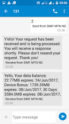 How to double your MTN data subscription free