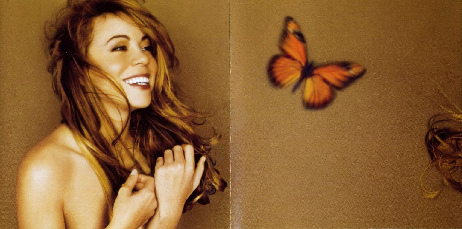 17th Anniversary Of Mariah Carey S Album Butterfly