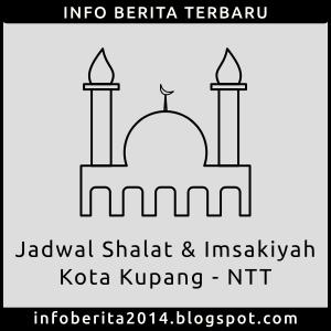 Jadwal Shalat Imsakiyah Kota Kupang 2015