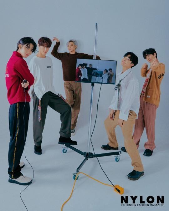CIX Korean Boy Group