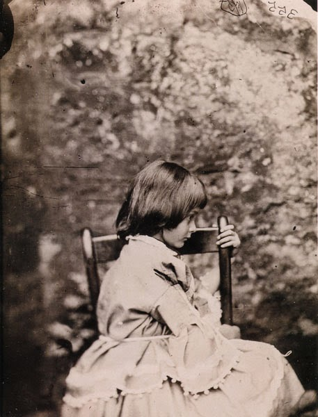 Lewis Carroll. Fine Art Photography. Alice. 1858