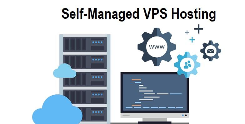 Self-Managed VPS Web Hosting