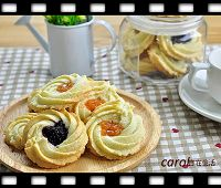 http://caroleasylife.blogspot.com/2014/09/jam-filled-butter-cookies.html