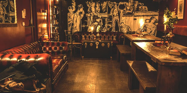 Inspire Magazine Online - UK Fashion, Beauty & Lifestyle blog | Lifestyle | London's best hidden bars; Inspire Magazine; Inspire Magazine Online; London's Hidden bars;