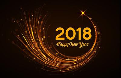أجمل رسائل وعبارات التهنئة بمناسبة رأس السنة الميلادية 2018 | Happy New Year