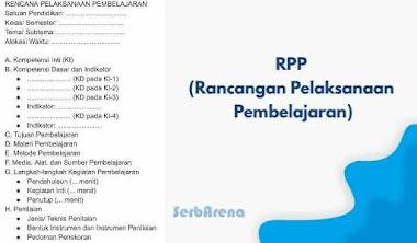 RPP IPS Kelas 7 Semester 1 SMP/MTs K13 2021