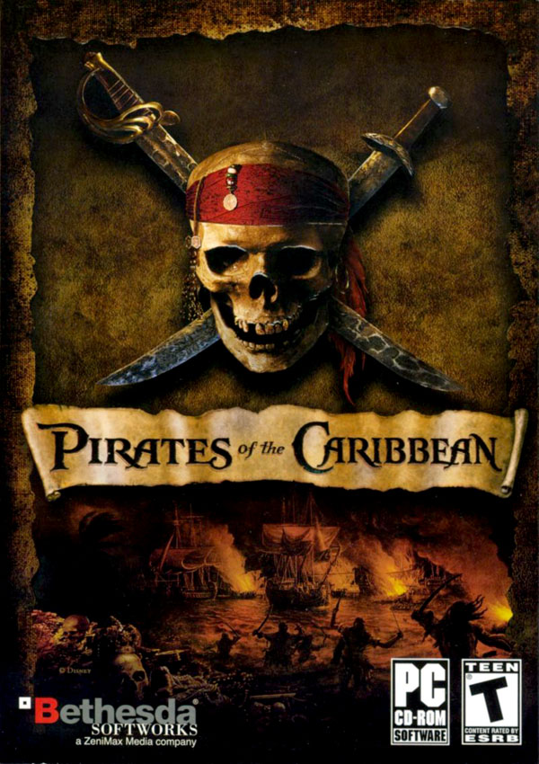 Pirates of the Caribbean Download Cover Free Game