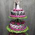 6 Gambar Kue Ulang Tahun Pernikahan Terbaru 2017 Yang Unik dan Kreatif