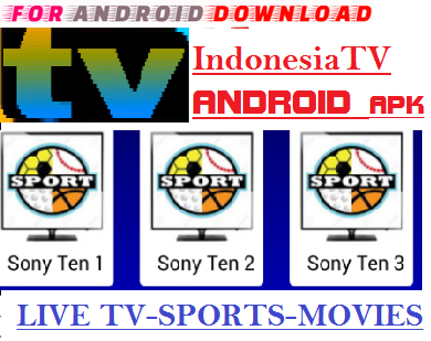 Download Android Free NewIndonesiaTV Apk -Watch Free Live Cable Tv Channel-Android Update LiveTV Apk  Android APK Premium Cable Tv,Sports Channel,Movies Channel On Android