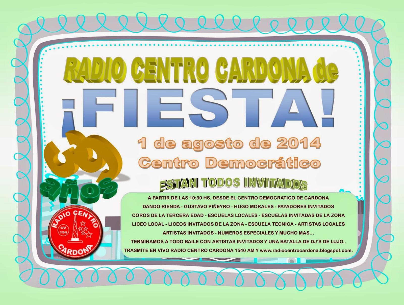 radio centro cardona  2014