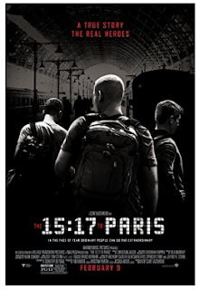 Download The 15:17 to Paris (2018) BluRay Full Movie