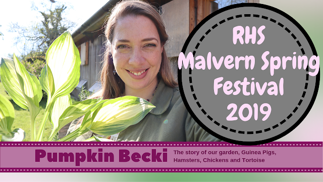 RHS Malvern Spring Festival YouTube video