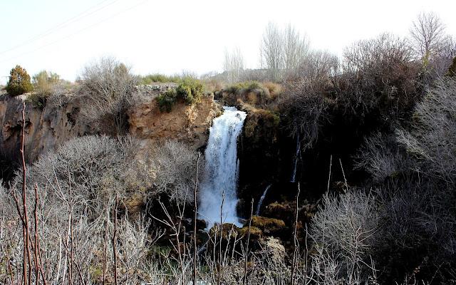 Qué ver en las lagunas de Ruidera. Cascada del Hundimiento