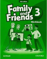Family and Friends 3 - Work Book