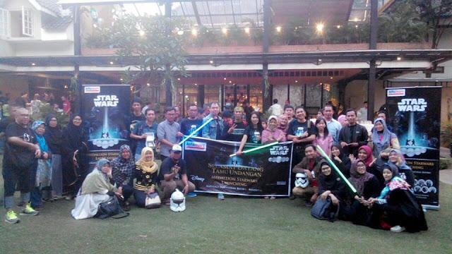 Star Wars Community Bandung