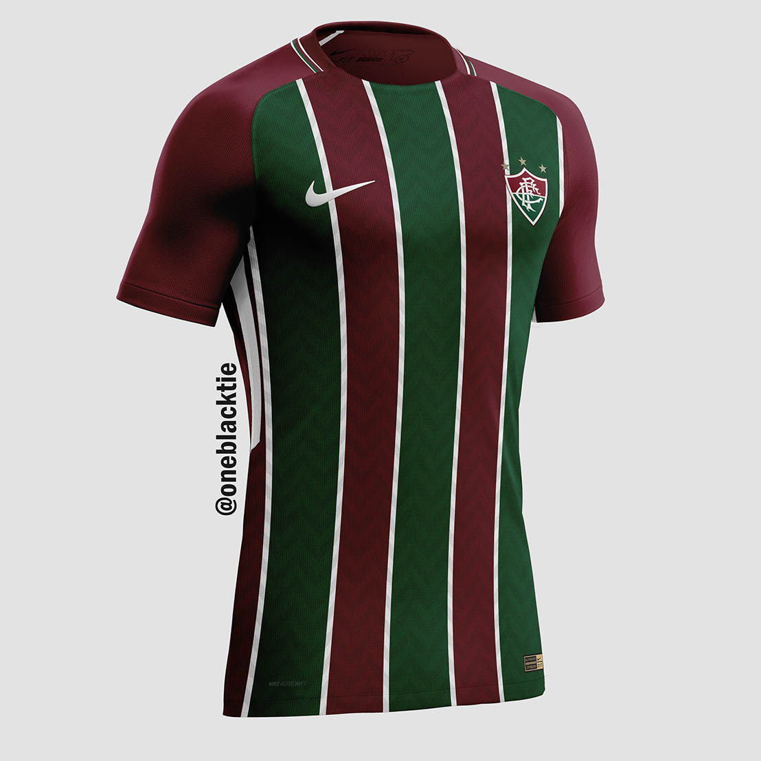 ea3b34f3c5 Designer cria camisas de clubes brasileiros inspiradas na Nike - Parte 02