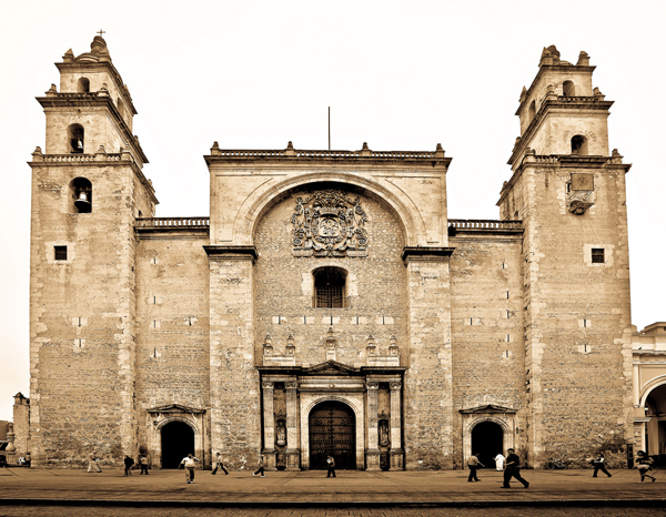 Catedrales más bonitas de México