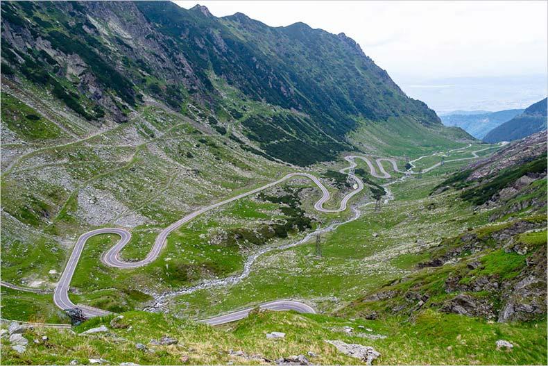 Трансфагарашское шоссе 2
