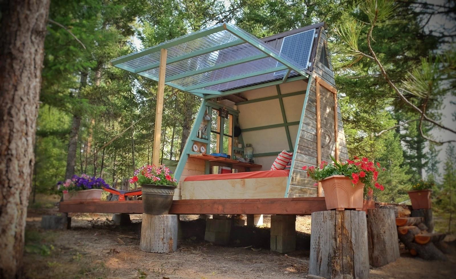 Mini Greenhouse Diy Small Spaces