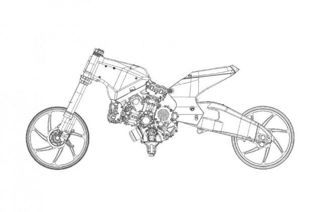 夜空の向こうからの帰還: Ducati新型スーパーバイク